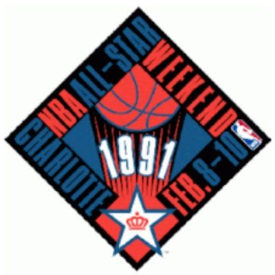1991 All Star Game NBA