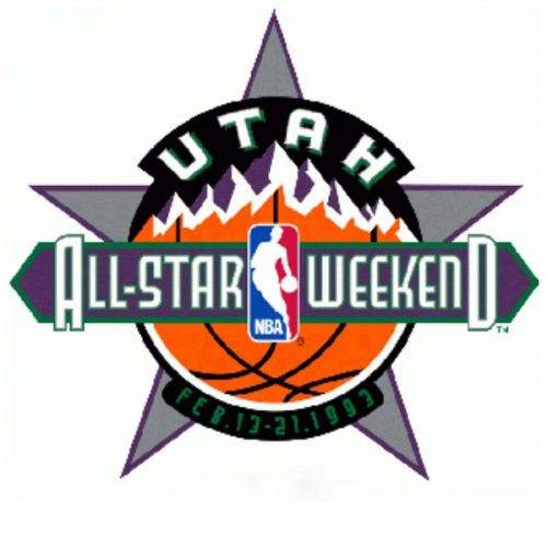 1993 All Star Game NBA