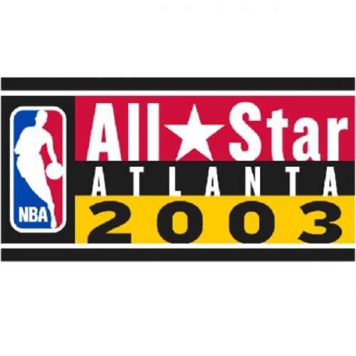 All Star Game NBA 2003